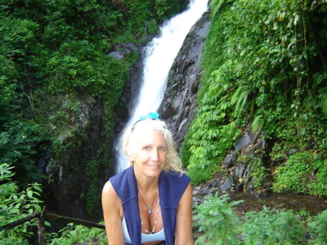 gitgit waterfalls, indonesia