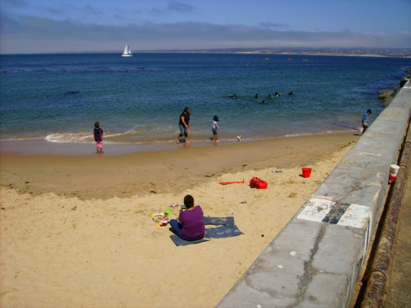 Monterey Bay (Breakwater) 8/24/08