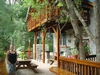 Greg and Bec`s Tree House..  Didn`t know Texas could be so beautiful, huh?