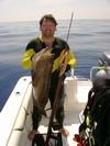 20lbs Black Grouper, Key Largo, FL