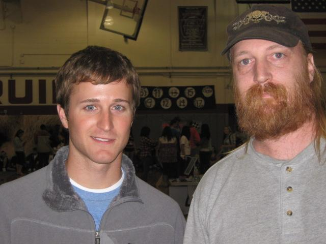 Kasey Kahne and myself