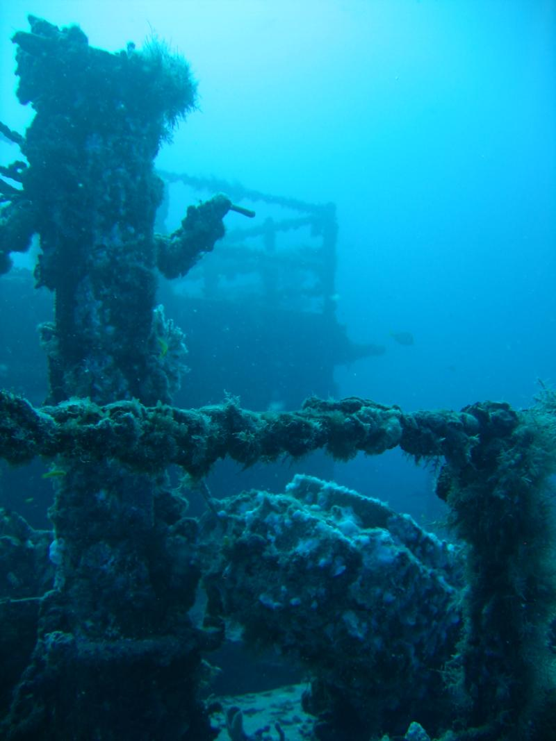 USS Spiegel Grove- Key Largo, Florida