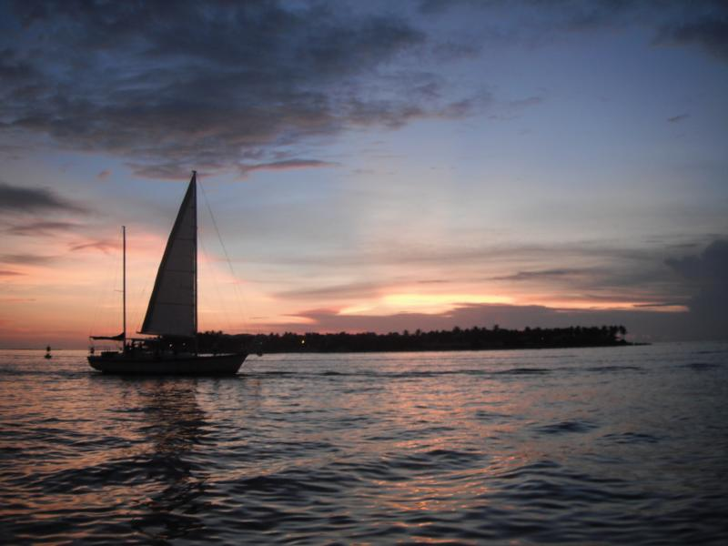 Key West Sunset Aug2011