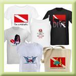 Dive Flag Designs at wearmydiveart.com