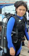 diver ready