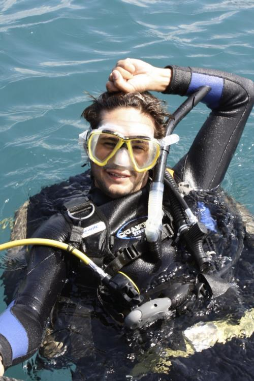 1 week until the next PADI IDC....are you prepared?