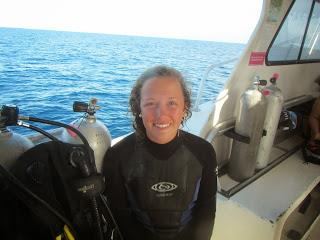 Key Largo dive spawned young girl's passion for scuba