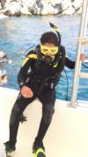 smaher from Fairfax VA | Scuba Diver