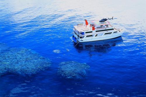 Great Barrier Reef Still a Great Liveaboard Dive Destination