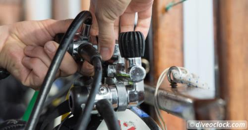 10 Tips on How to Rinse your Dive Regulator!