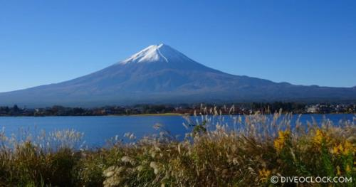Fuji Five Lakes - SCUBA Diving Japan's Haunted Mansion