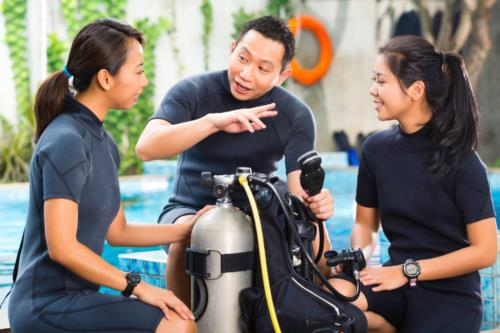How to Become a Dive Instructor