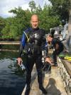 Brent from Fort Dix NJ   Scuba Diver