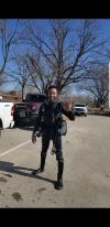 Glenford from Katy TX | Scuba Diver