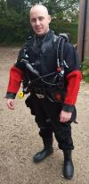 dave from   | Scuba Diver