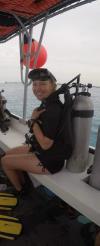 Viktoriya from Bella Vista AR | Scuba Diver