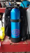 Zane from Buckner KY | Scuba Diver
