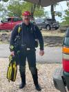 Jeffrey from Broken Arrow OK | Scuba Diver