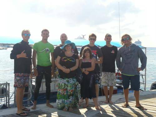 Diving with Divers Down in Grand Cayman