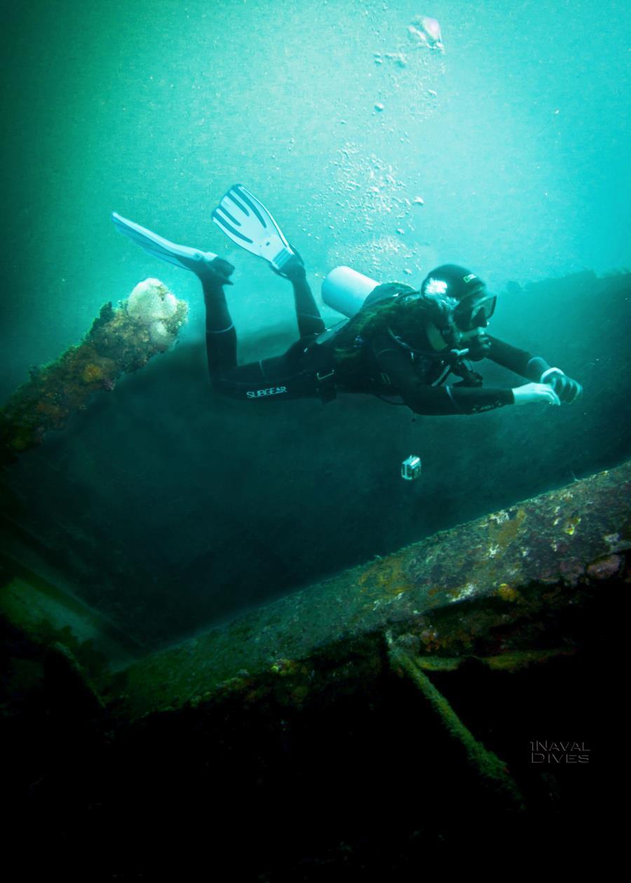 Malapascua - Diving Doña Marilyn Wreck