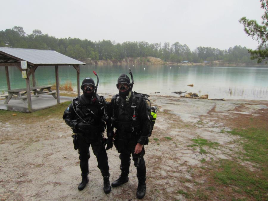 Blue Lagoon - Blue Lagoon - Cold Water Diving