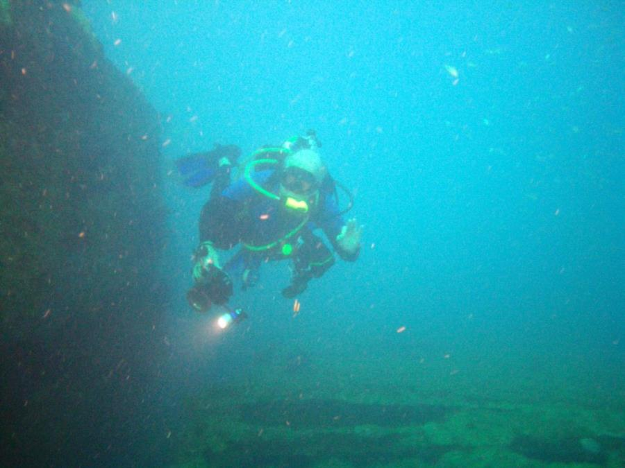 Indra (AR-330) - Me on the Indra 8-29-2015