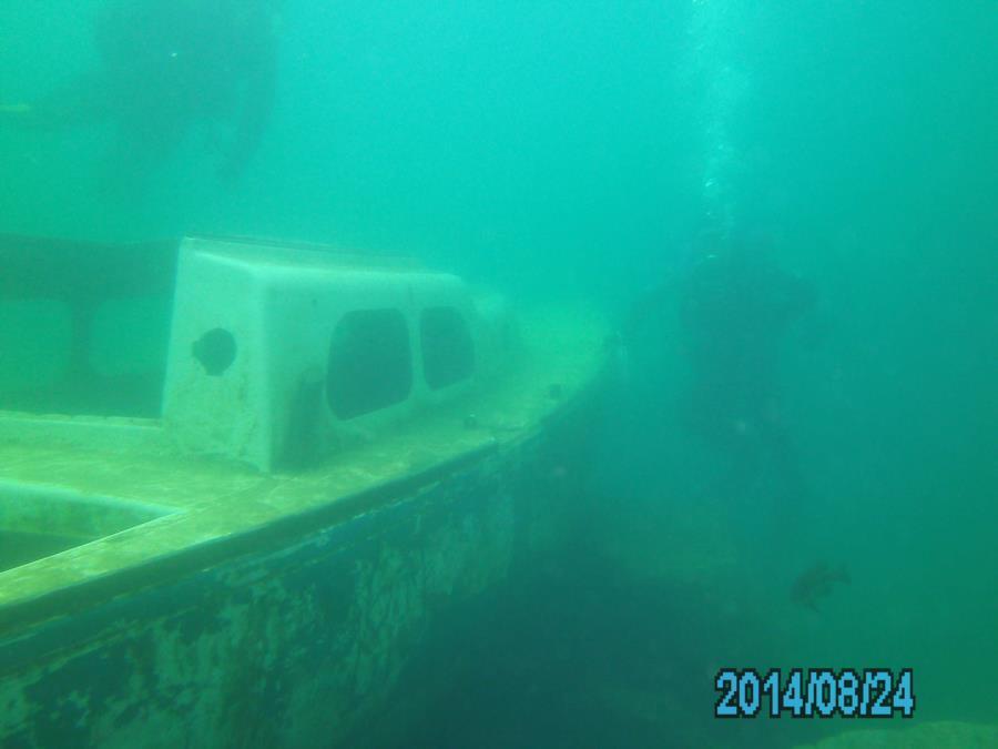 Lake Phoenix (previously Lake Rawlings) - Replacements boat1