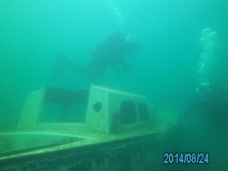 Lake Phoenix (previously Lake Rawlings) - replacements boat2