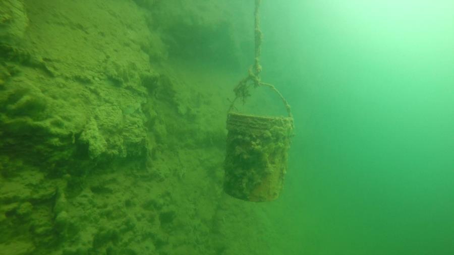 Falling (Fallen) Rock Park (Joe's Quarry) - Bucket