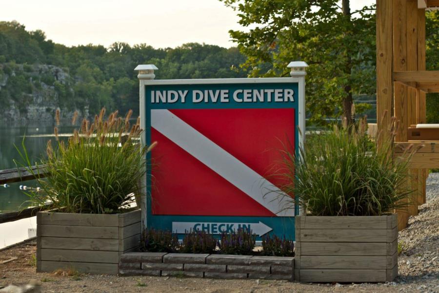 France Park - NEW France Park Dive Center IDC