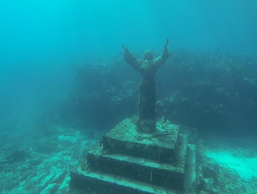 The Christ of the Abyss - Tri-Trox - Christ of the Abyss