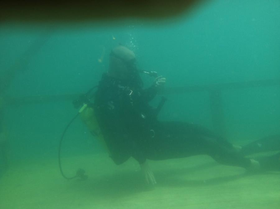 Alabama Blue Water Park (Pelham Quarry) - Dive Alabama 6