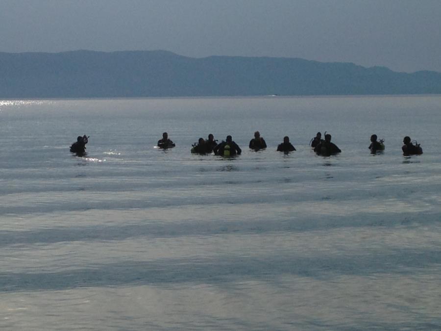 Meeks Bay - Lake Tahoe - Meeks Bays Early Morning Dive
