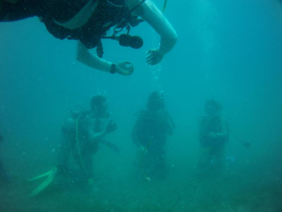 La Caleta - Diving deeper than ever for first time