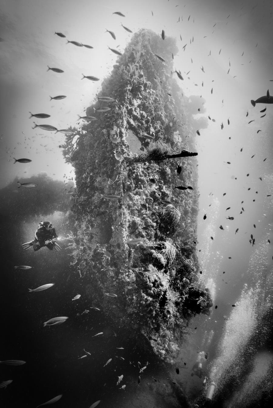 USAT Liberty - Liberty Wreck Bali