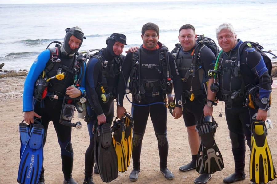 Dahab - Dahab diving