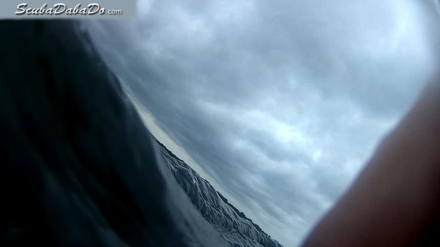 Wheeler Branch Lake - 071 - Weather as Clouds darken sky