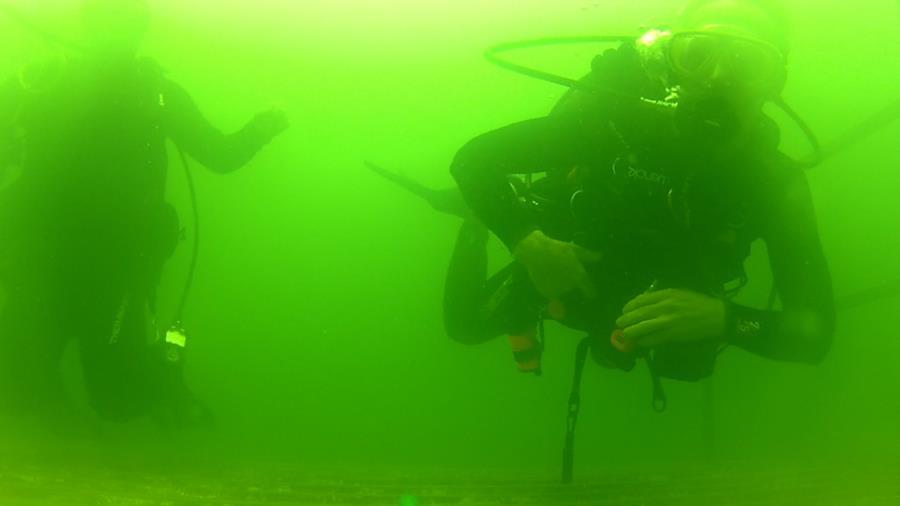 Wheeler Branch Lake - Adam & Kevin