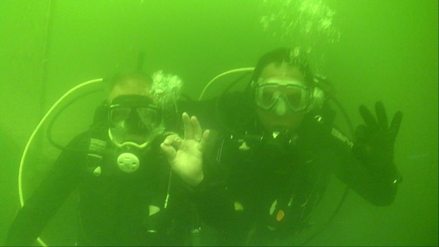 Wheeler Branch Lake - Dive Buddies Vic & Vernon