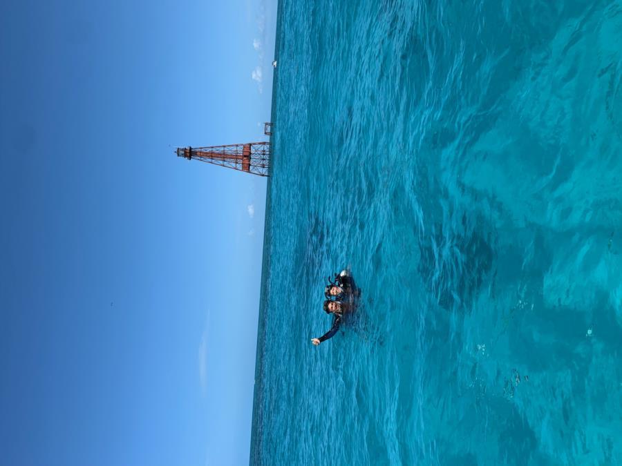 Sombrero Reef Lighthouse - MDT4E