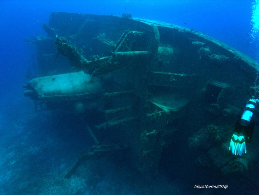 Theo's Wreck - Theo 9-15-11