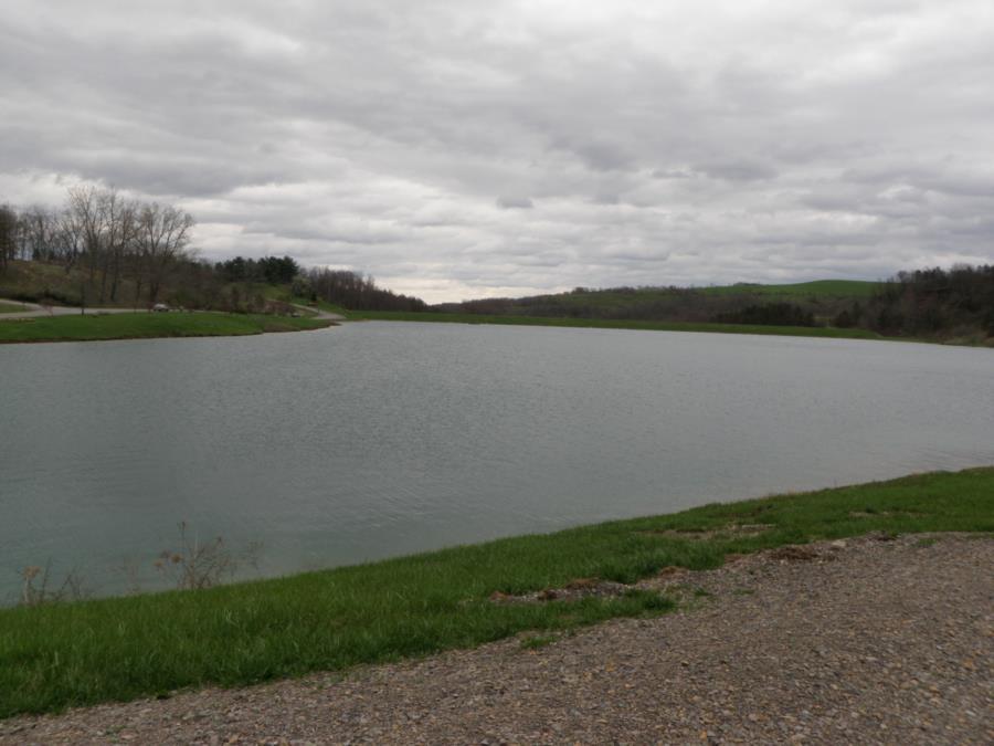 Friendship Park (aka: Freedom Park) - Friendship Park Lake in Ohio