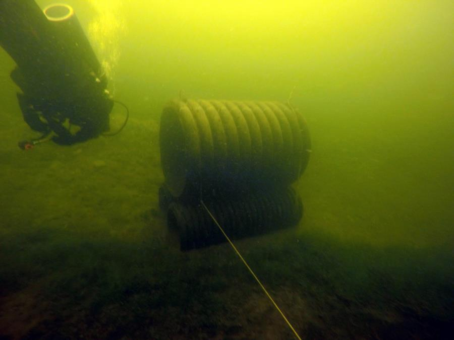 Lime lake - Tubes