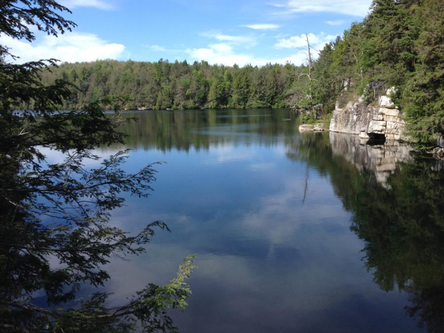 Lake Minnewaska - Lake Minnewaska