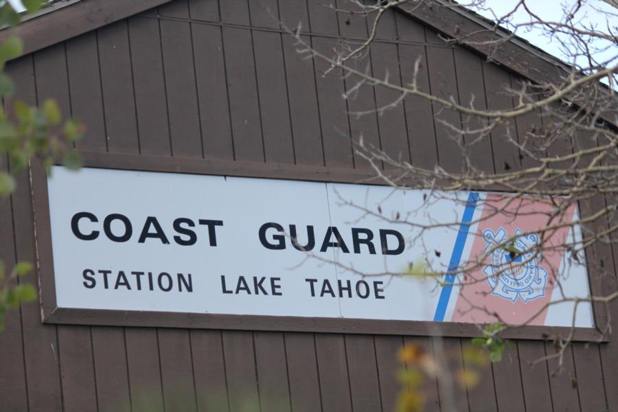 Lake Forest Coast Guard Pier - Coast Guard Station Lake Tahoe