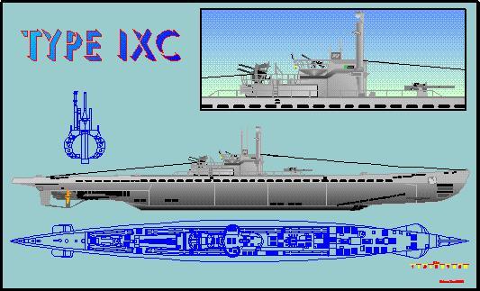 U-168 or U-183? - Type IXC from U-boat.net