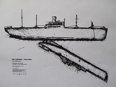 SMS Cormoran/Tokai Maru - Tokai Maru and SMS Cormoran