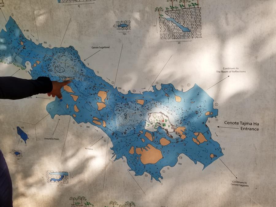 Tajma-Ha aka Taj-Mahal - Taj Map