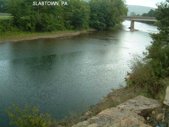 Slabtown Bridge - Loyalsock - Slabtown Bridge