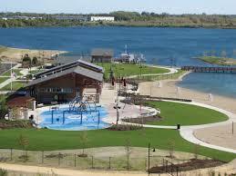 Three Oaks Recreation Area - Three Oaks Recreation Area Beach